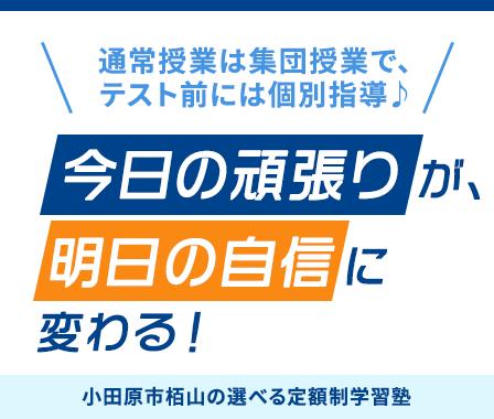 小田原市栢山の選べる定額制学習塾 柏木塾